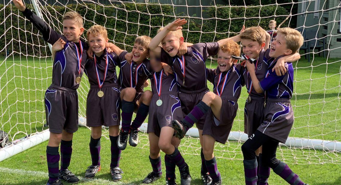 Winning at football