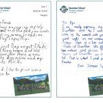letter from dunottar