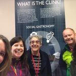 Staff in the Clink