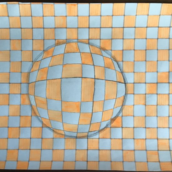 'Op Art' by Olivia