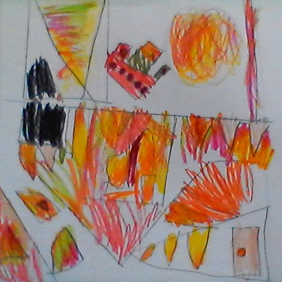 'Castle and Sun' by Bella