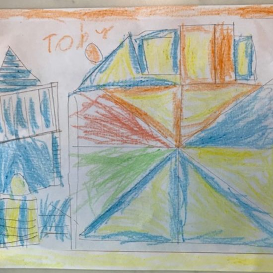 'Castle and Sun' by Toby