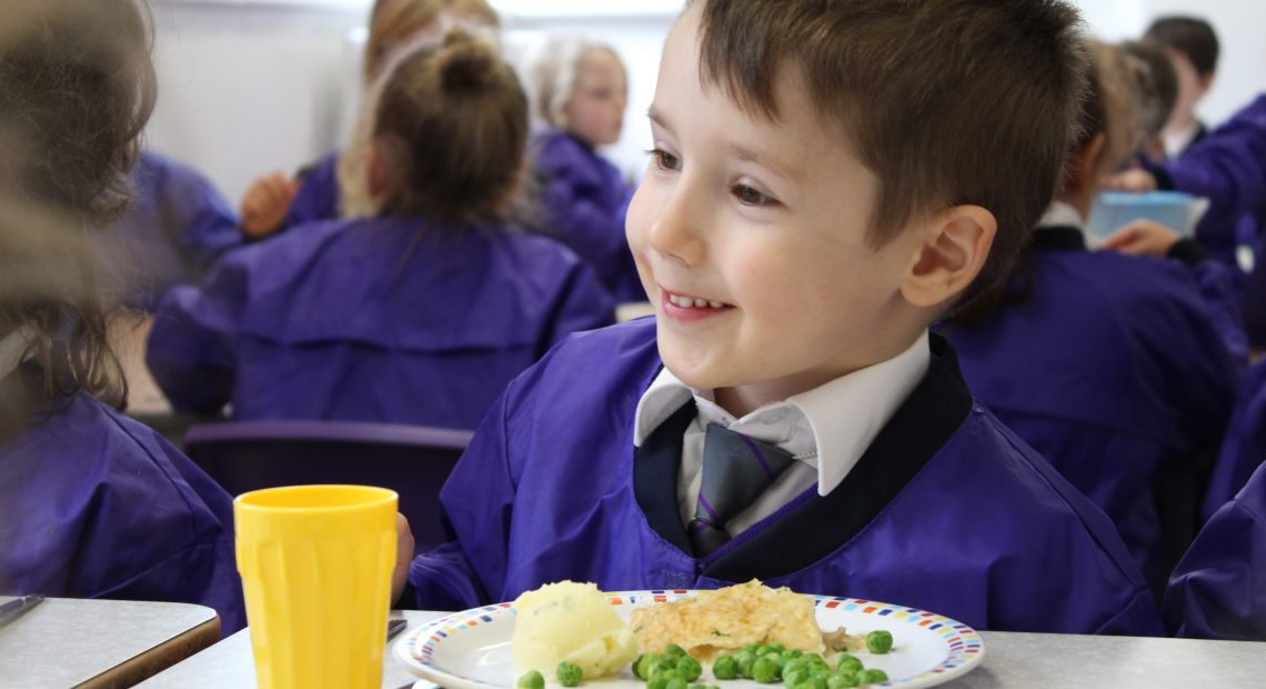 School Dinners at Banstead Prep