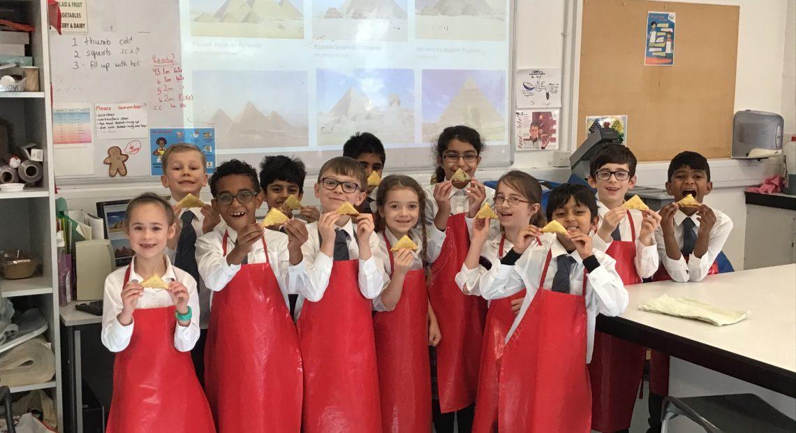 School Cooking Class