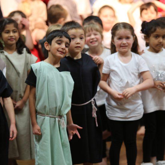 Nativity Play at School
